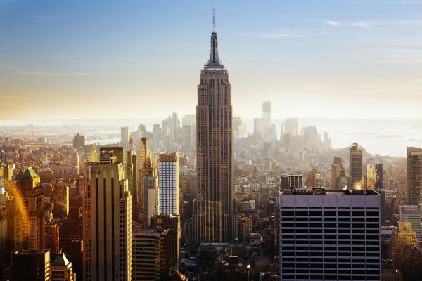New York City - Photo by Todd Quackenbush