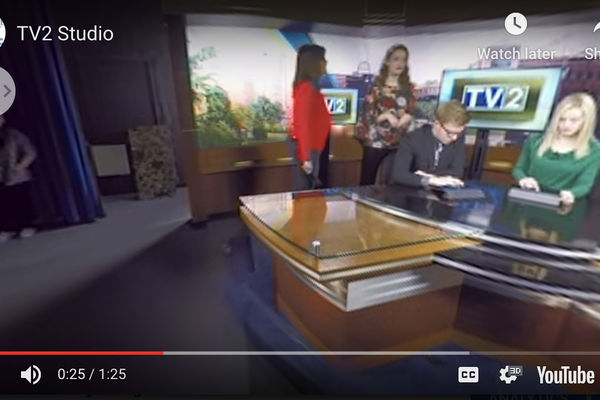 TV2 video preview