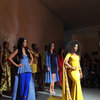 Khosi Nkosi runway show at Mercedes-Benz Fashion Week Johannesburg 2016