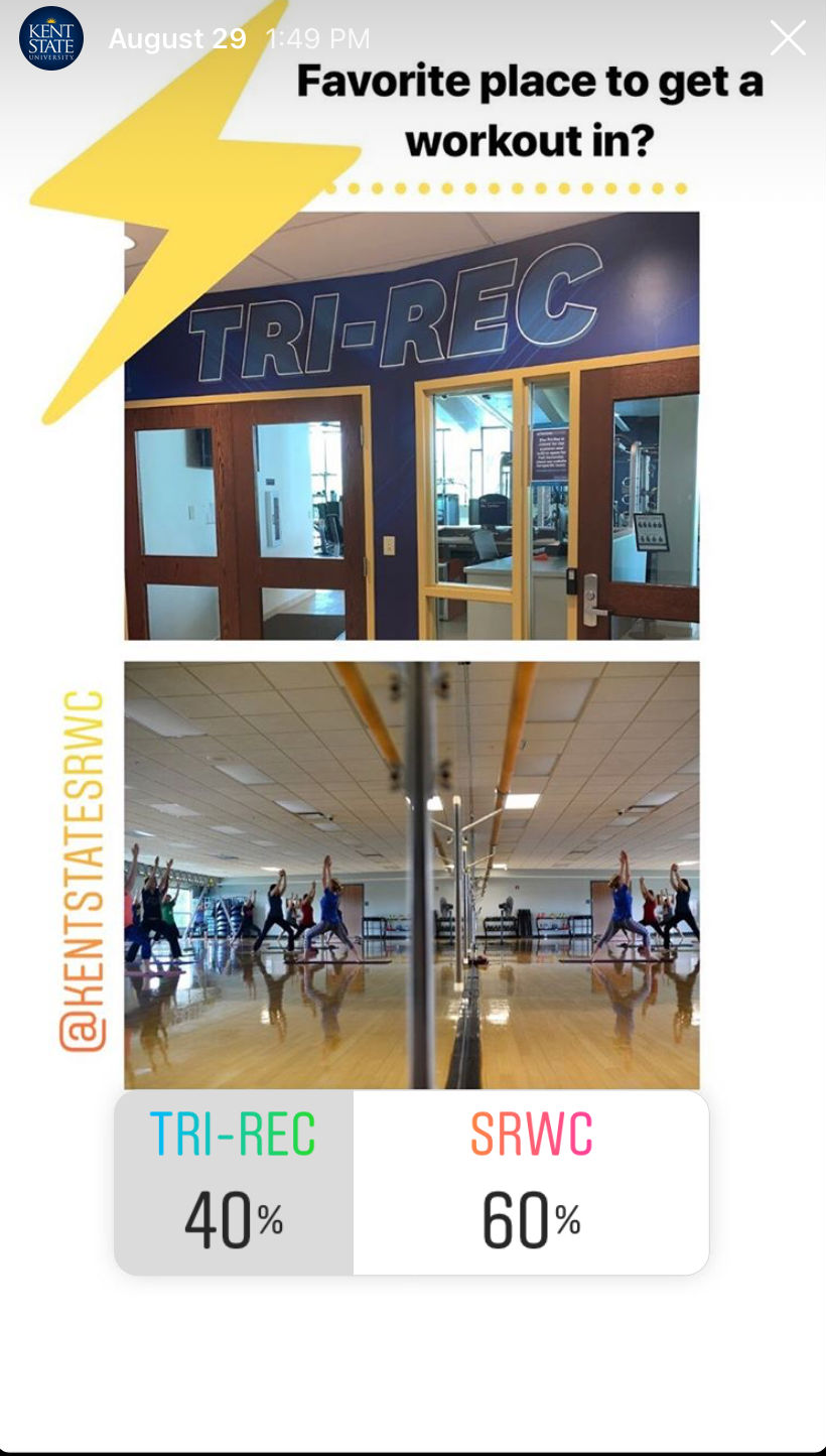 Student Wellness Center vs. Tri-Rec
