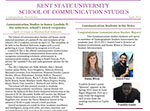 April 2012 Communication Studies Undergraduate Newsletter