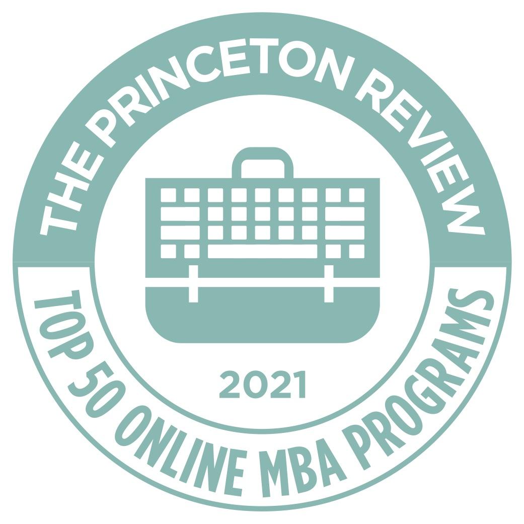 Princeton Review Online MBA 2021