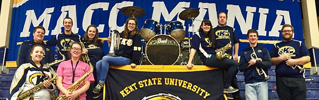 University Bands with Alumni