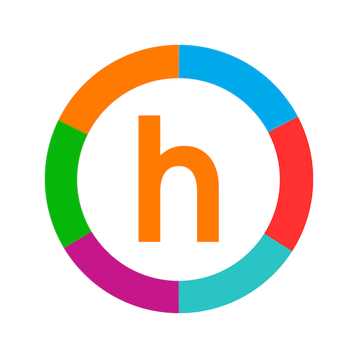 Logo for the app. Happify