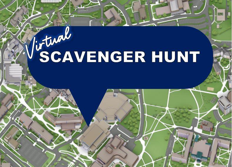 Virtual Scavenger Hunt for NTSW