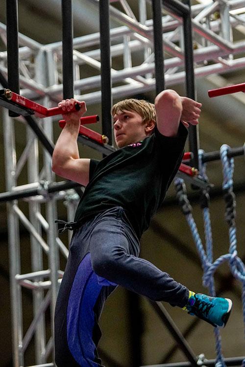 Chase Brown - Ninja Warrior