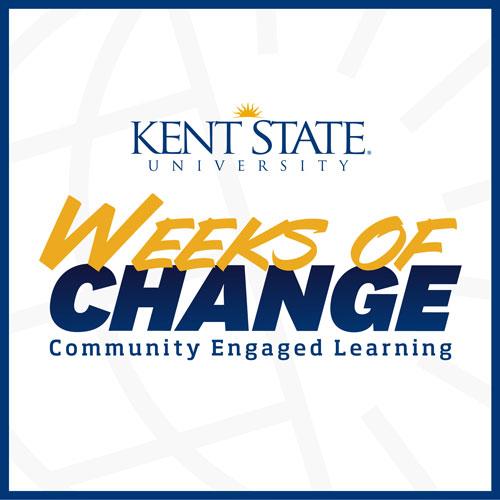 "image reads: ""kent state weeks of change"""