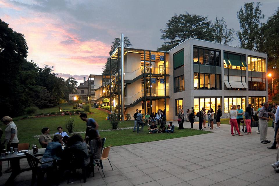 Webster Campus